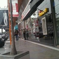Photo taken at C.C. Caminos del Inca by Sebastian C. on 8/1/2012