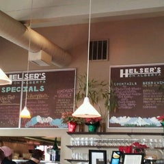 Photo taken at Helser's on Alberta by Shawn H. on 12/22/2011