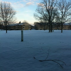 Photo taken at Canterbury Green Golf Course by Sean B. on 1/19/2012