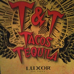 Photo taken at T&T Tacos & Tequila by Twila N. on 9/8/2011