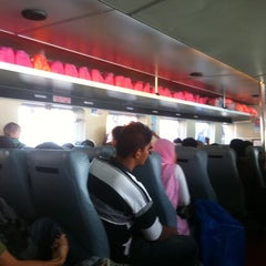 Photo taken at Sea Jet 2 by Dinana on 9/3/2011