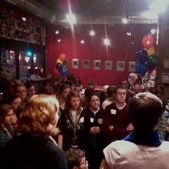Photo taken at Ritual Café by Taz C. on 1/24/2012