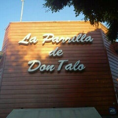 Photo taken at La Parrillada de Don Talo by Gonzalo L. on 12/6/2011