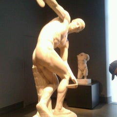 Photo taken at Palazzo Massimo Alle Terme - Museo Nazionale Romano by Ida P. on 4/19/2012