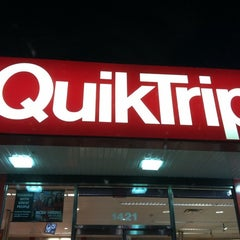 Photo taken at QuikTrip by Joe B. on 5/24/2011