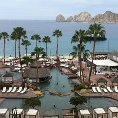 Photo taken at ME Cabo by Alex M. on 8/5/2012