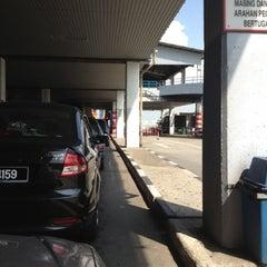 Photo taken at Butterworth Ferry Terminal (Pangkalan Sultan Abdul Halim) by Amirul Aiman A. on 8/8/2012