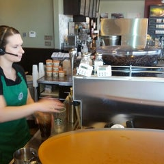 Photo taken at Starbucks by Rob on 6/29/2012