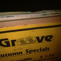 Photo taken at Groove NYC by Janice R. on 1/21/2012
