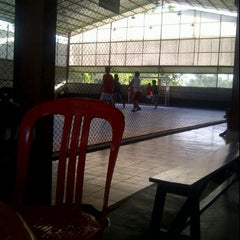 Photo taken at Rigafara futsal centre by Eka S. on 1/30/2012