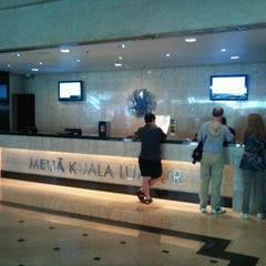 Photo taken at Melia Kuala Lumpur by Ahmed S. on 8/13/2012