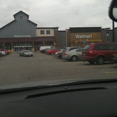 Photo taken at Walmart Supercenter by Craig B. on 12/20/2011