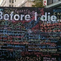 Photo taken at Before I Die by Rai V. on 10/26/2011
