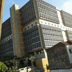 Photo taken at Centro Tecnológico Itaú Unibanco by Henrique G. on 6/26/2012