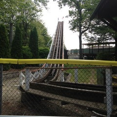 Photo taken at Canobie Yankee Cannon Ball by Susan L. on 6/11/2012