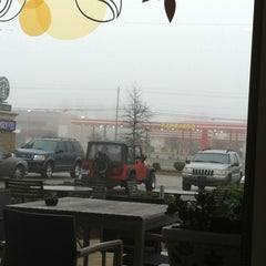 Photo taken at Starbucks by Claudia Q. on 1/22/2012