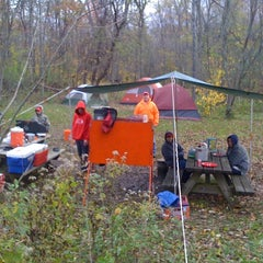 Photo taken at Camp Baker by Bernard M. on 10/15/2011