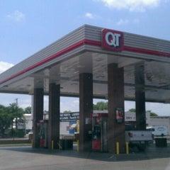 Photo taken at QuikTrip by Derek B. on 5/29/2012