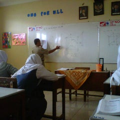 Photo taken at XII IPA 5 SMAN 1 Sindang by Refin W. on 2/21/2011