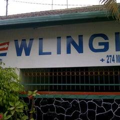 Photo taken at Stasiun Wlingi by Dede E. on 9/4/2012