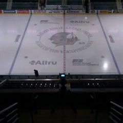 Photo taken at Ralph Engelstad Arena by Ryan M. on 1/13/2012