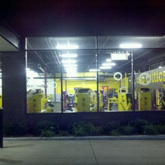 Photo taken at Planet Fitness by Chris on 10/19/2011