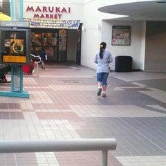 Photo taken at Marukai Market by Felix G. on 3/5/2012
