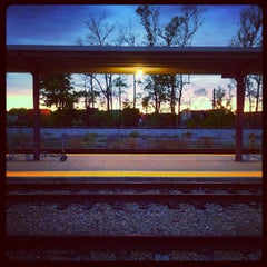 Photo taken at Amtrak Station by Steve M. on 3/25/2012