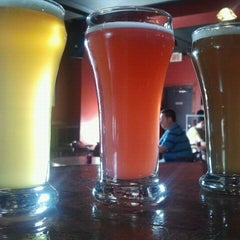 Photo taken at Dieu du Ciel! by Darcy on 8/27/2011
