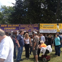Photo taken at Taste Of Tacoma by Rochelle A. on 7/1/2012