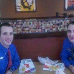 Photo taken at McDonalds by Franz B. on 8/31/2011