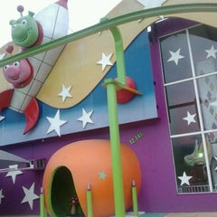 Photo taken at Galaxia Kids by Jackson C. on 12/3/2011