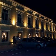 Photo taken at Casa das Onze Janelas by Nadia C. on 12/29/2011