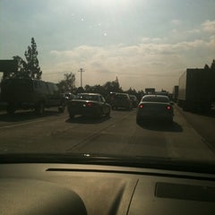 Photo taken at I-210 (Foothill Freeway) by Mike S. on 7/15/2011