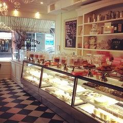 Photo taken at Little Cupcake Bakeshop by Bastian B. on 4/26/2012