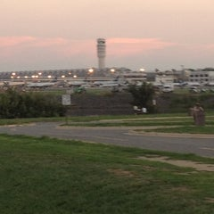Photo taken at Gravelly Point Park by Brian S. on 8/28/2012