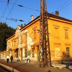 Photo taken at Rákosrendező vasútállomás by Jan on 9/26/2011