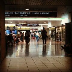 """Photo taken at Aeroporto di Orio al Serio """"Il Caravaggio"""" (BGY) by Chiara P. on 8/17/2012"""