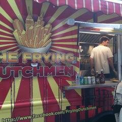 Photo taken at The Frying Dutchmen by Daniel M. on 5/23/2011