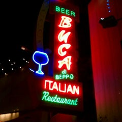 Photo taken at Buca di Beppo Italian Restaurant by Bez R. on 1/1/2012