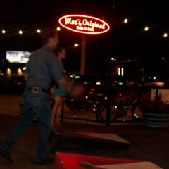 Photo taken at Moe's BBQ by Deborah V. on 9/10/2011