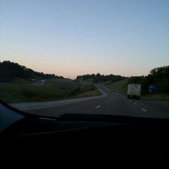 Photo taken at Interstate 75 by Lisa A. on 6/5/2012