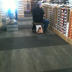 Photo taken at DSW Designer Shoe Warehouse by Whitney R. on 7/8/2012