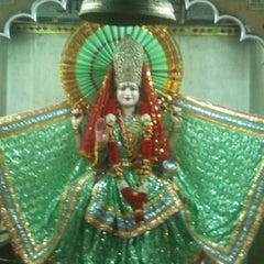 Photo taken at Sri hanuman temple by Himanshu S. on 6/19/2012