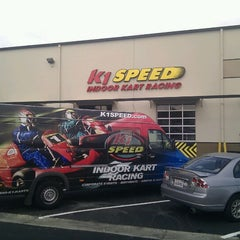 Photo taken at K1 Speed by Jan on 10/14/2011