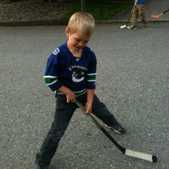 Photo taken at Port Moody Hockey House by Carson M. on 6/15/2012
