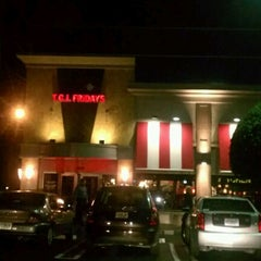 Photo taken at TGI Fridays by Whatever X. on 2/21/2012