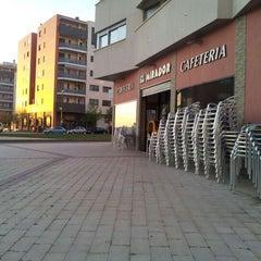 Photo taken at El Mirador by Oscar M. on 4/21/2012