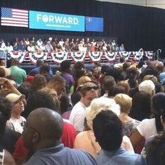 Photo taken at Cashman Center by AL on 9/13/2012