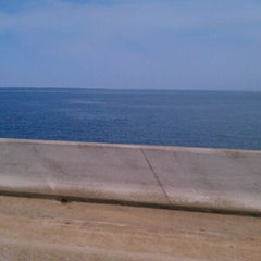 Photo taken at Three Mile Bridge by Lloyd W. on 5/20/2012